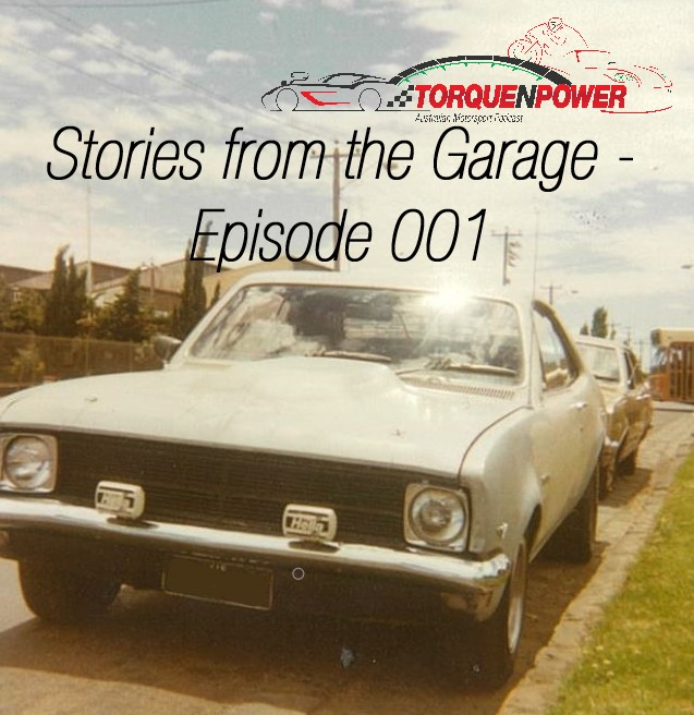 Stories from the Garage – Episode 001 with Michael Frost