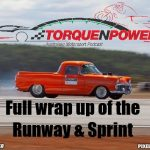Final wrap up of Racewars, Targa Albany Sprint and Westernationals