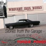Stories from the Garage – Episode 004 Adam Ward