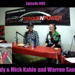 Episode 099 – Andy & Mick Kahle and Warren Sander
