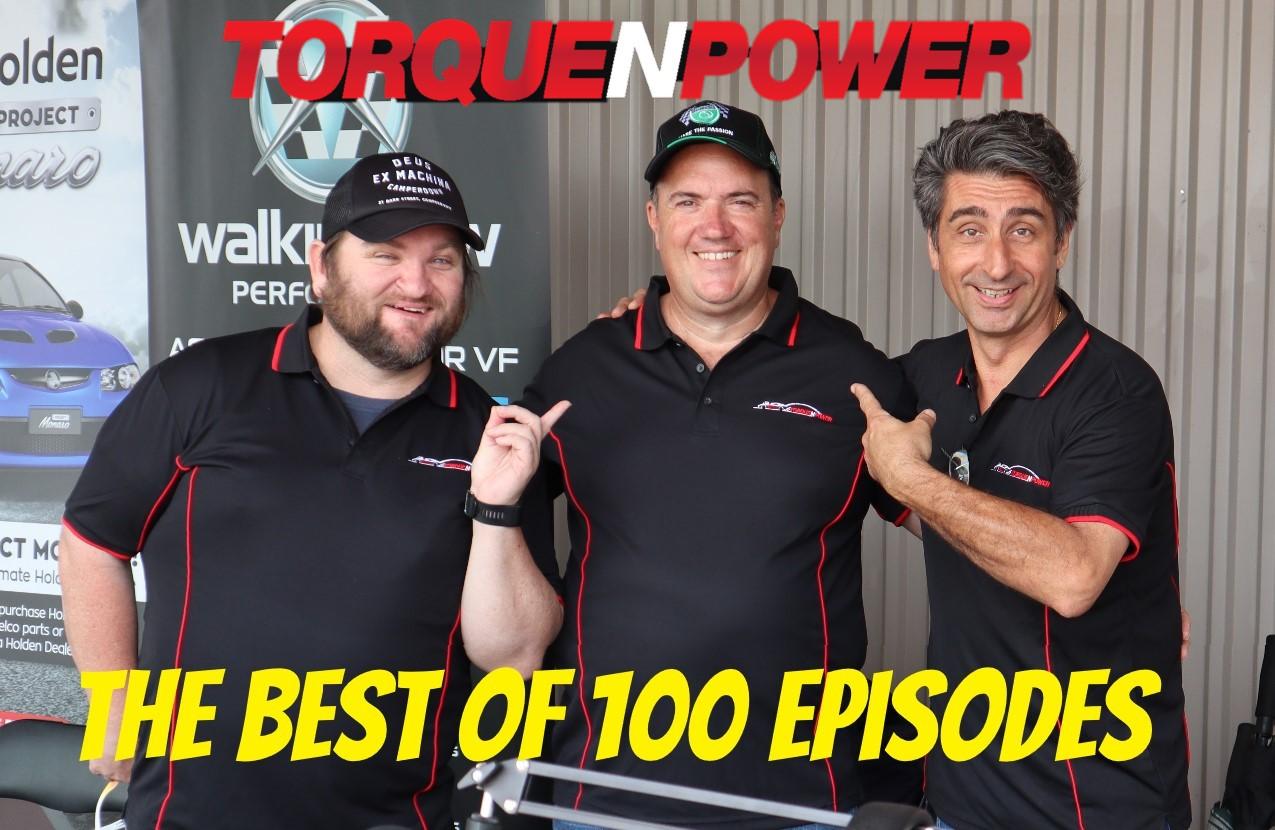 Episode 102 – A look back at 100 Episodes