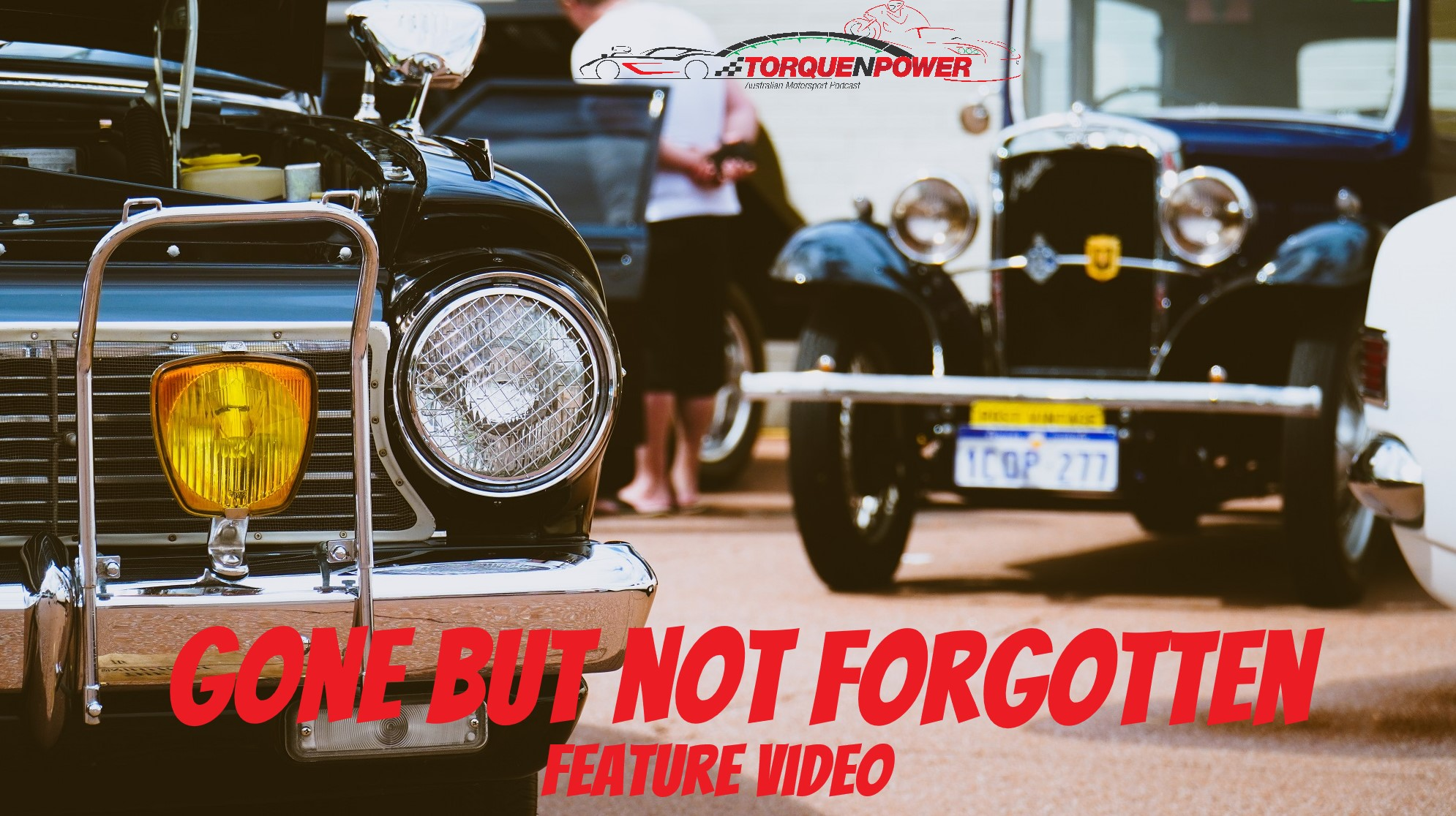 """Feature Video of the Shannons """"Gone but not forgotten"""" Holden Show"""