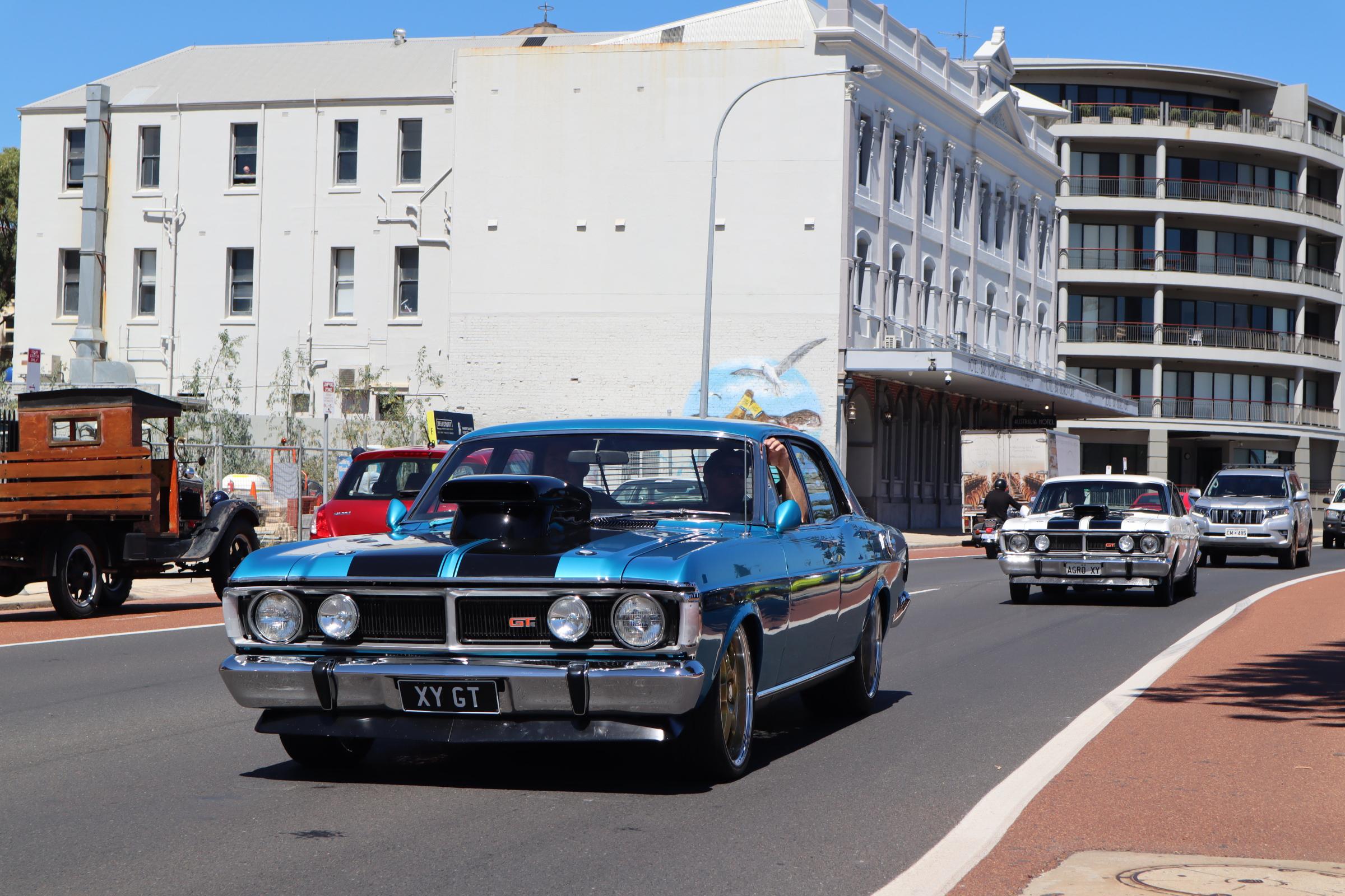 Freo StreetWise Charity Car Cruise 2021