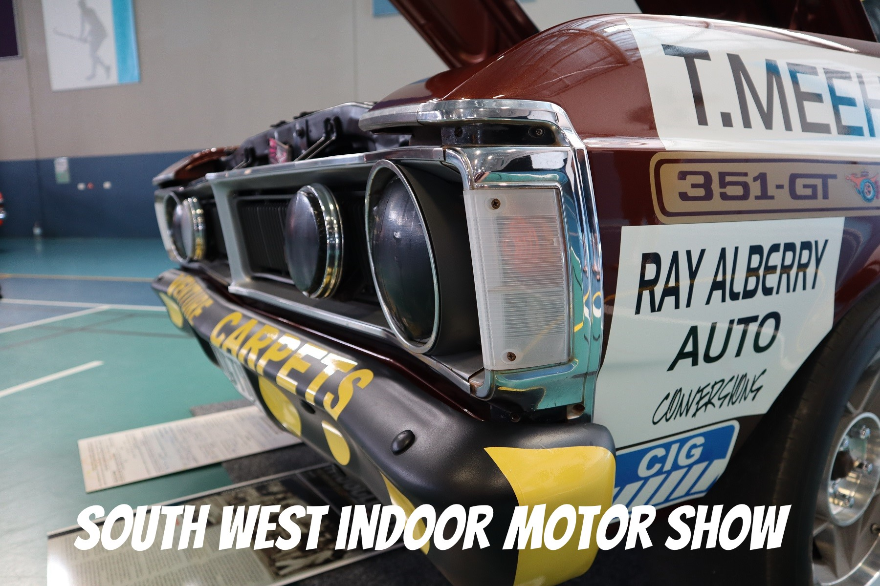 Special Episode – South West Indoor Motor Show 2021