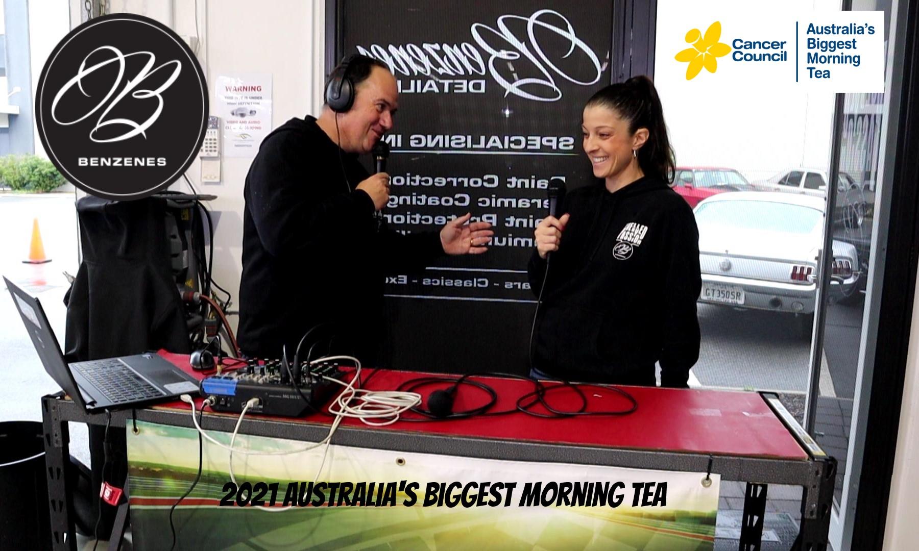 Special Episode – Australia's Biggest Morning Tea 2021