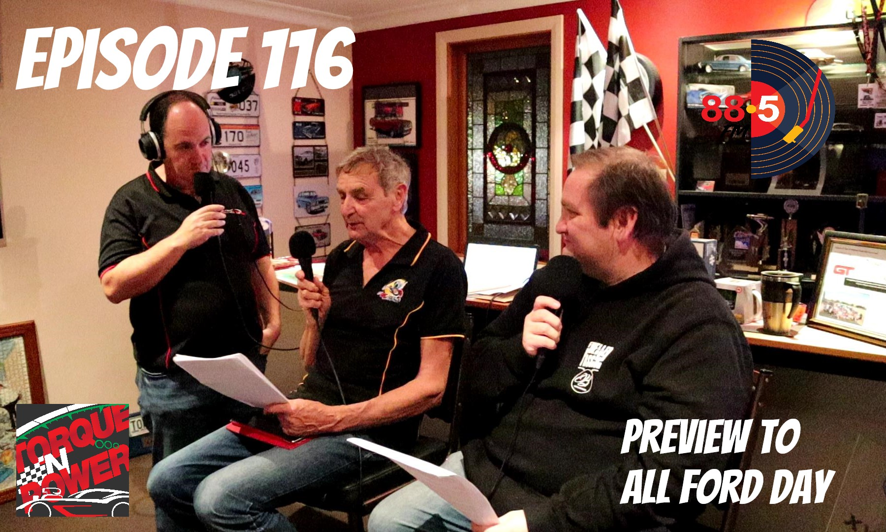 Episode 116 – All Ford Day Preview